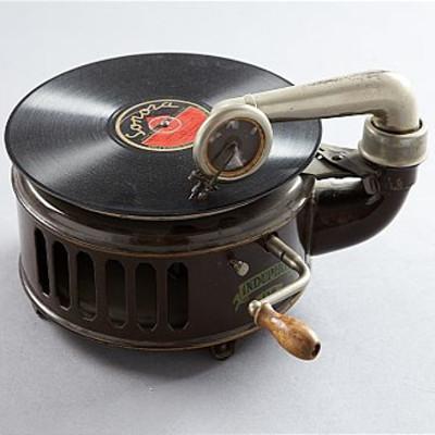 Tyskland1920Grammofon