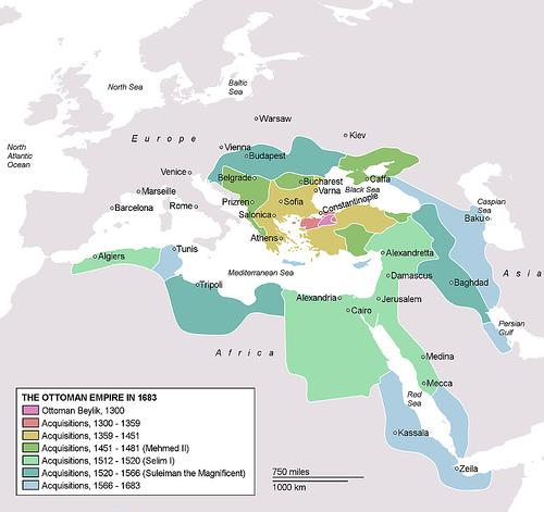 Ottomasnska imperiet