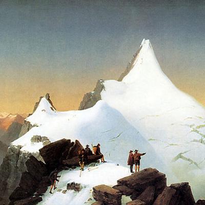 bergsklattring